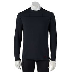 Men's Terramar Climasense 3.0 Ecolator CS Thermoregulating Fleece Performance Base Layer Crew