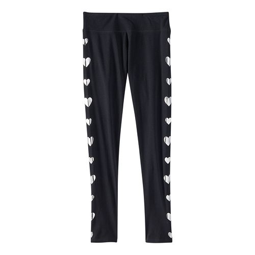 Girls 7-16 & Plus Size SO® Patterned Yoga Pants