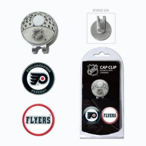 Team Golf Philadelphia Flyers Cap Clip & Magnetic Ball Markers