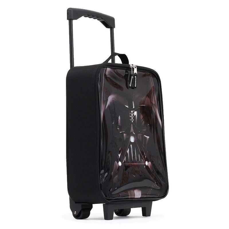 Star Wars Darth Vader 14-inch Wheeled Luggage Case - Kids, Black