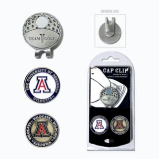Team Golf Arizona Wildcats Cap Clip & Magnetic Ball Markers