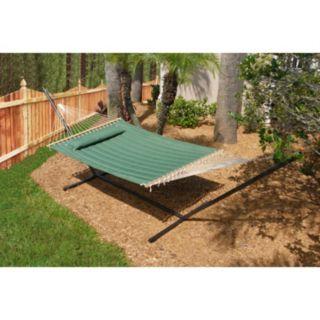 Smart Garden Monte Carlo Double Wide Cushioned Hammock