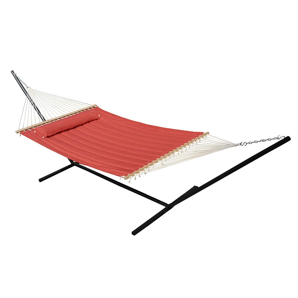 Smart Garden Monte Carlo Double Wide Cushioned Hammock
