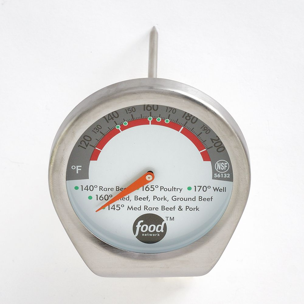 Food Network™ Analog Meat Thermometer
