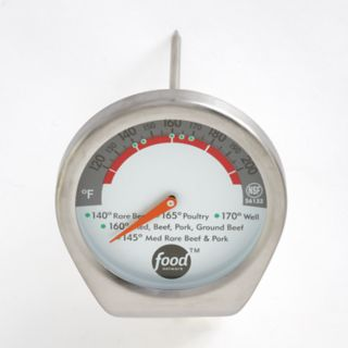 Food Network? Analog Meat Thermometer