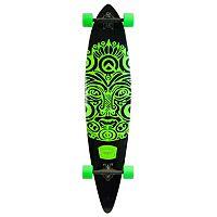 Quest 44 in Buena Karma Longboard Skateboard