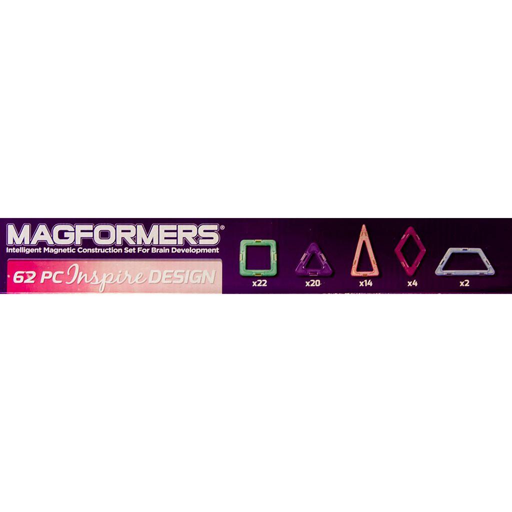 Magformers 62-pc. Inspire Design Set