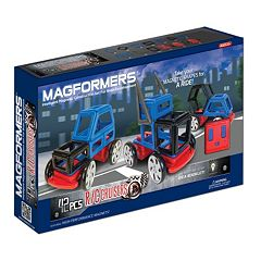 Magformers 42-pc. Remote Control Cruisers Set by