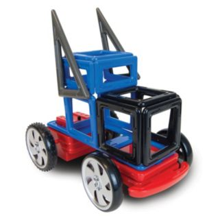 Magformers 42-pc. Remote Control Cruisers Set