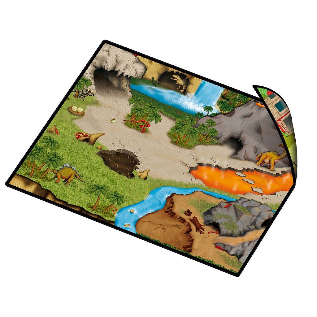 Neat-Oh! Farmland 2-Sided Playmat & Toys Set