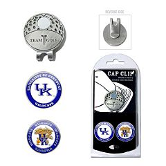 Team Golf Kentucky Wildcats Cap Clip & Magnetic Ball Markers