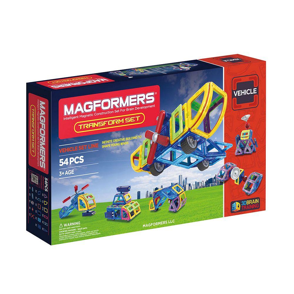 Magformers 54-pc. Transform Set