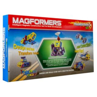 Magformers 54-pc. Transform Set