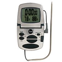Food Network™ Programmable Digital Cooking Thermometer