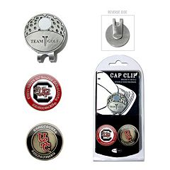 Team Golf South Carolina Gamecocks Cap Clip & Magnetic Ball Markers