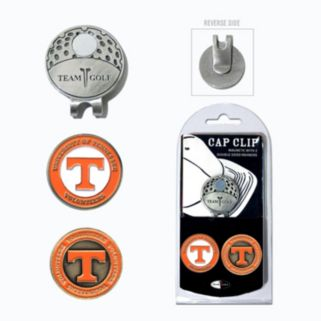 Team Golf Tennessee Volunteers Cap Clip & Magnetic Ball Markers