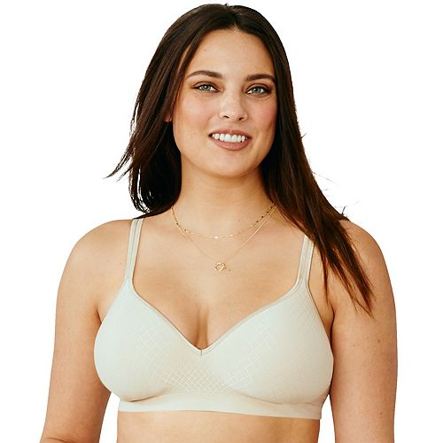 Hanes Ultimate® Bra: Soft Perfect Coverage Wire-Free HU08