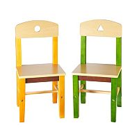 Guidecraft 2-pc. See & Store Chair Set