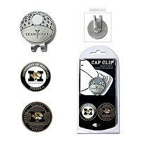 Team Golf Missouri Tigers Cap Clip & Magnetic Ball Markers