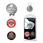 Team Golf Maryland Terrapins Cap Clip & Magnetic Ball Markers
