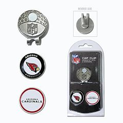 Team Golf Arizona Cardinals Cap Clip & Magnetic Ball Markers