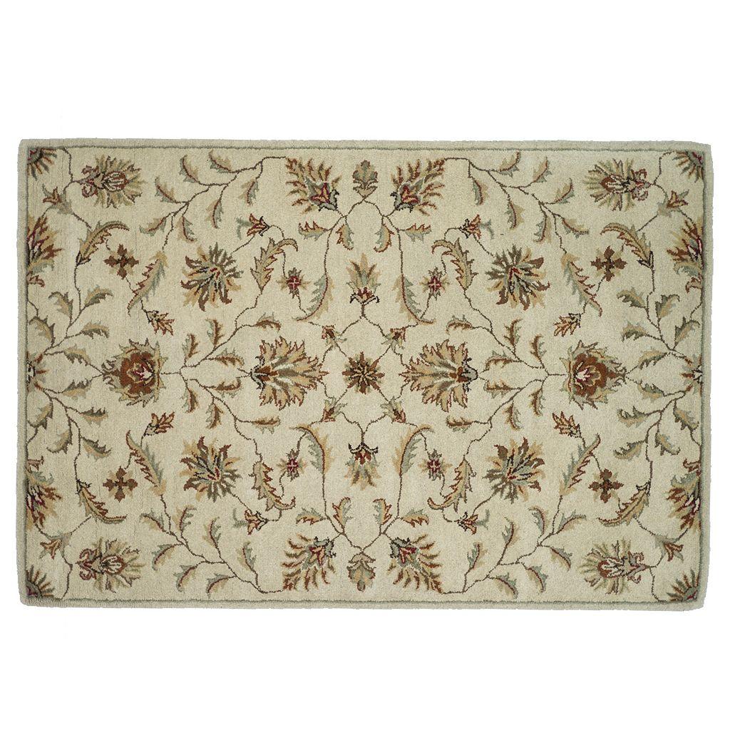 Loloi Fairfield Floral Vine Wool Rug