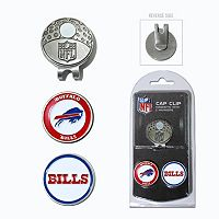 Team Golf Buffalo Bills Cap Clip & Magnetic Ball Markers