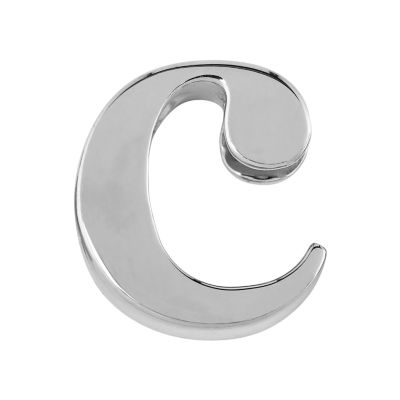 Sweet Sentiments Sterling Silver Initial Charm