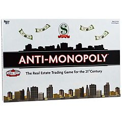 Anti-Monopoly Game