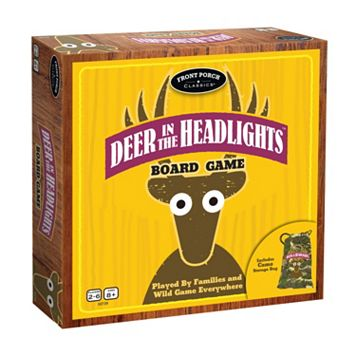 Front Porch Classics Deer in the Headlights Board Game
