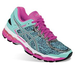 ASICS GELKayano 22 LiteShow Womens Running Shoes