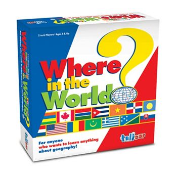 Where in the World? Game by Astroplay