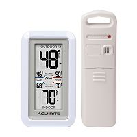 AcuRite Digital Indoor Outdoor Thermometer