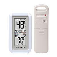 AcuRite Digital Indoor Outdoor Thermometer