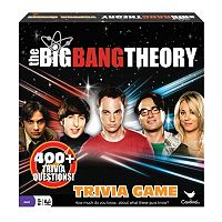 The Big Bang Theory Trivia Game by Cardinal