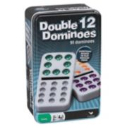 Double Twelve Color Dot Dominoes by Cardinal
