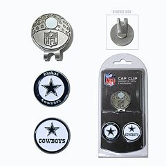 Team Golf Dallas Cowboys Cap Clip & Magnetic Ball Markers