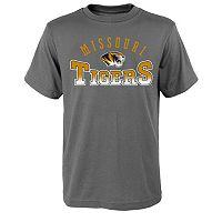 Boys 8-20 Missouri Tigers Fade Tee