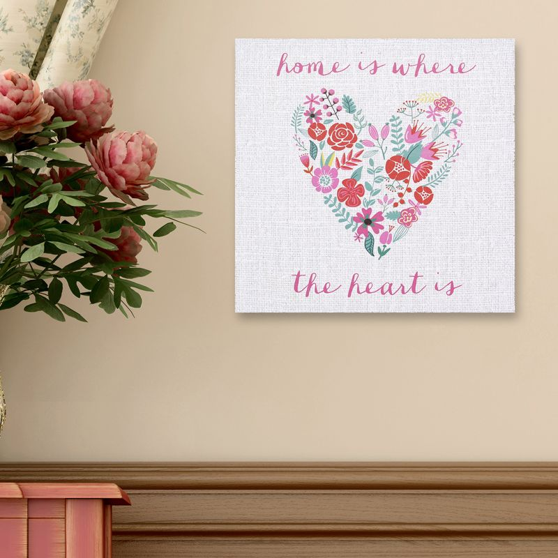 "Stratton Home Decor ""Home"" Wall Art, Multicolor"
