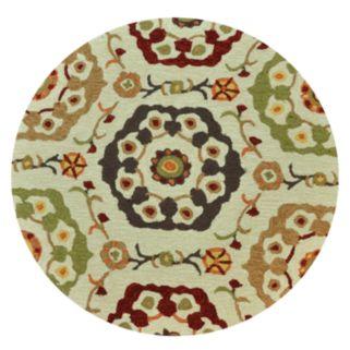 Loloi Francesca Floral Medallion Rug