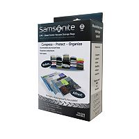 Samsonite 5-Piece Reusable Vacuum Storage Bag Set