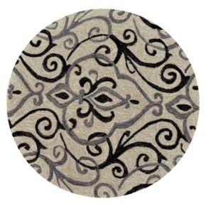 Loloi Francesca Scroll Floral Rug