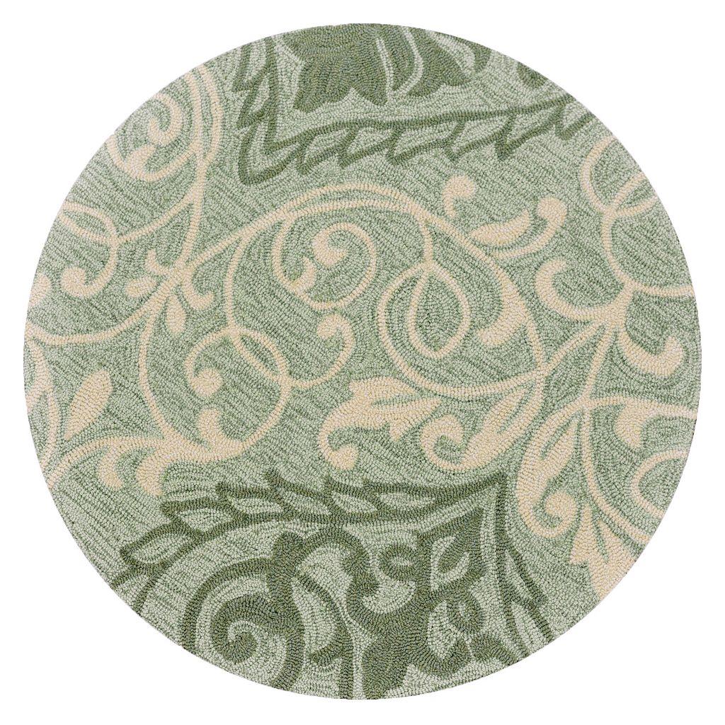 Loloi Francesca Floral Scroll Rug