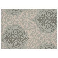 Loloi Francesca Floral Scroll Rug