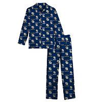 Boys 8-20 Marquette Golden Eagles Pajama Set