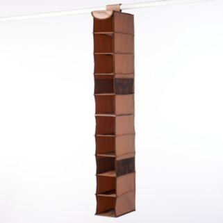 Samsonite 10-Shelf Hanging Shoe Organizer