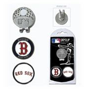 Team Golf Boston Red Sox Cap Clip & Magnetic Ball Markers