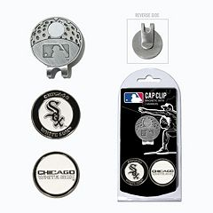 Team Golf Chicago White Sox Cap Clip & Magnetic Ball Markers