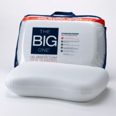 The Big One® Gel Memory Foam Side Sleeper Pillow