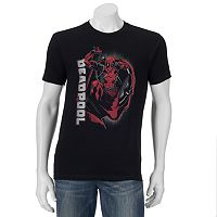 Men's Marvel Deadpool Graphic Tee